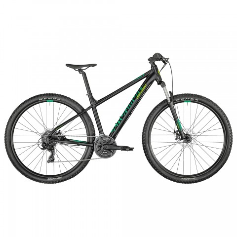 "[TO] Велосипед Bergamont Revox 2 29"" 2021 52.5 см / XL black/green/lime (matt)"