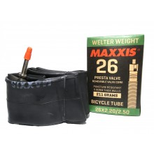 Камера Maxxis Welter Weight 26x2.20-2.50, FV, L:35 мм